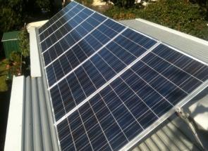 Clovelly - Solar Panel Installation