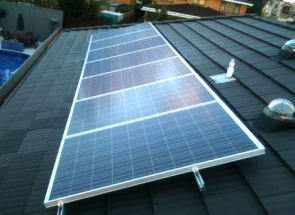 South Coogee - Solar Panel Installation