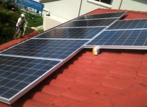 Brighton Le Sands - Solar Panel Installation
