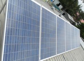Basin View - Solar Panel Installation